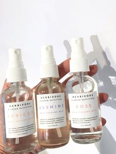Hair Perfume Mist- any of these scents but Rose might be my #1 wanted
