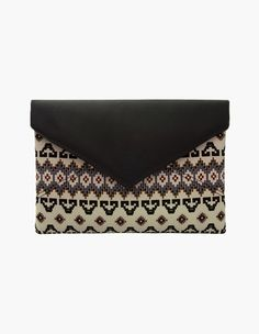 Exclusive Geometric Pattern Woman Clutch & Cross Bags In Black vovobag #vovobag #fashion #womensbags #bags #clutches #geometric #pattern
