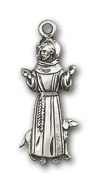 St Francis of Assisi - my favorite Saint!