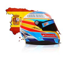 #FernandoAlonso Formula 1, F1 2013, Racing Helmets, F1 Season, F1 Drivers, Alonso, Car And Driver, Cool Cars, Race Cars