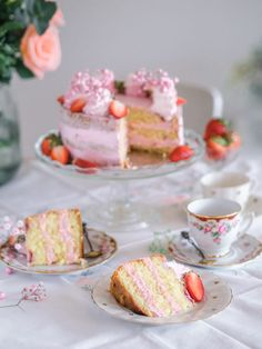 Most Delicious Recipe, Vanilla Cake, Cereal, Goodies, Yummy Food, Snacks, Chocolate, Baking, Breakfast