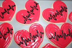 The Cookie Mama: Heartbeat Cookies These will be cute at the CHD Picnic Sunday! Heart Awareness Month, Chd Awareness, Heart Health Month, Heart Month, Valentine Heart, Valentines, Open Heart Surgery, Congenital Heart Defect, Organ Donation
