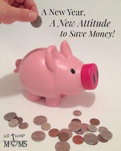 Saving Money, Attitude, Mindset, Save My Money, Frugal