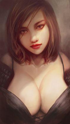 Meow Meow by shizen1102.deviantart.com on @DeviantArt - More at https://pinterest.com/supergirlsart #female #beauty #art