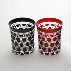Edo Kuriko glass wares. This original cut glass technology has been practice since the Edo period. These make a wonderful addition to your home. http://ichie-tokyo.com/the-japanese-beautiful-jewel-like-cut-glass-edo-kiriko/ #whattobuy#Japan