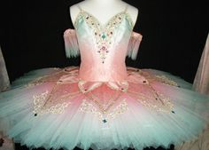"NEW COLLECTION 2015!! This professional tutu has originally been created for Gulnare's variation in the Ballet ""Le Corsaire"". This style is very versatile and can be used for many other ballet variati"