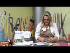 Ateliê na TV - TV Gazeta - 10.03.15 - Patricia Muller