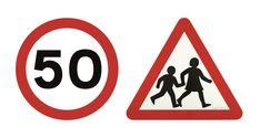 50 Years of British Road Signs - Design Museum