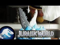 Jurassic World Cake | How To - YouTube