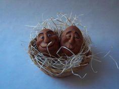 easter eggs  original easter eggs  funny easter by Poliquimeras
