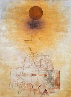 Paul Klee - Grenzen des Verstandes.