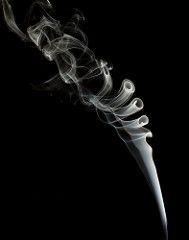 Smoke 6 (Chocolate Super Nova) Tags: abstract art nikon smoke flash trails speedlight wispy wisp gracefull smoketrail smoketrails smokeart sb700