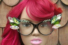 Emerald Sunnie by GlamourPussXoXo on Etsy RECIEVE 20% OFF!!!!!!!! When you shop  from now till the 6th!! Happy holiday hunting ! coupon code: SOCIALITE1