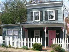 Pinkadilly Tea Room - Fredericksburg, VA