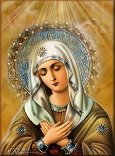 VIRGEN MARÍA, RUEGA POR NOSOTROS : LA RELACIÓN DE LA VIRGEN MARÍA Y DIOS