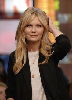 Curtain Bangs // thoughtsbynatalie.com #kirstendunst