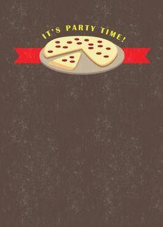 InvitoMio! Pizza Time