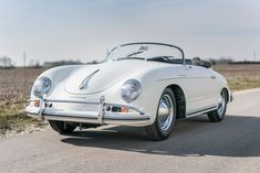 1957 Porsche 356 - 356 A T2 Speedster