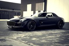 Mercedes-Benz SLS 63 Supercharged GT by Kicherer