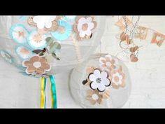 Λουλουδάτα φωτιστικά - YouTube Channel, Youtube, Diy, Bricolage, Do It Yourself, Youtubers, Homemade, Diys, Youtube Movies