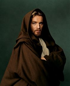 Ewan McGregor as Obi-Wan Kenobi in Attack of the Clones