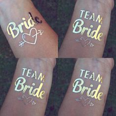 14 Team Bride 2 Bride Bachelorette Team Bride & by Tats4now