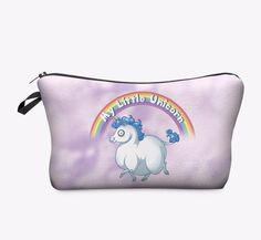My Little Unicorn Makeup Cosmetics Bag