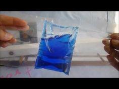 Selladora al calor de Bolsas plasticas - YouTube
