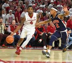 Image result for arkansas beats auburn feb. 26, 2018