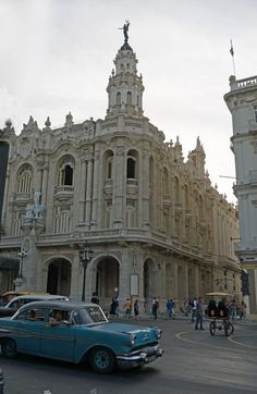 Old Havana has incredible charm, architecture and plenty of classic American cars. Plan your trip today!