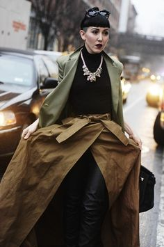 Tommy Ton Street Style | Style.com