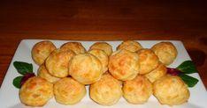 , Hoy os traigo unos deliciosos buñuelos de queso, para un aperitivo queda muy bien Paso a paso Ingredientes 125 gr de harina 100 ...
