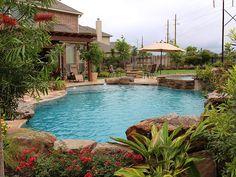 Natural Freeform Swimming Pool Design 280