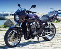 1997 Kawasaki ZRX 1100