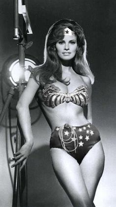 Raquel Welch as Wonder Woman