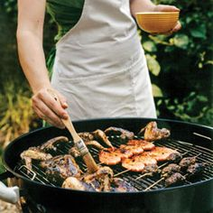78 Grilling Recipes for an Epic Summer Cookout The dad who cooks (check out summer recipes and grilling tips here) Summer Grilling Recipes, Grilling Tips, Barbecue Recipes, Summer Recipes, Grilling Chicken, Outdoor Grilling, Vegan Grilling, Grill Recipes, Hallmark Channel