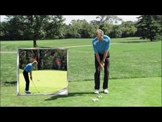 PGA Golf Tips: Pitching & Chipping - Short Game Distance Control - http://golfhq.net/pga-golf-tips-pitching-chipping-short-game-distance-control/