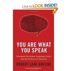 What is it about other people's language that moves some of us to anxiety or even rage? For centuries, sticklers the world over have donned the cloak of authority to control the way people use words. Now this sensational new book strikes back to defend the fascinating, real-life diversity of this most basic human faculty.