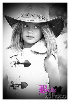 Little Cow girl--reminds me of Makala.