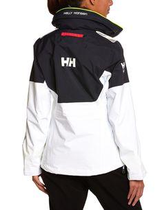 Helly Hansen Women's Crew Coastal 2 Jacket - Navy, X-Small Dope Swag Outfits, Sailing Gear, Nautical Outfits, Helly Hansen, Coastal Style, Black Pants, Adidas Jacket, Winter Fashion, Mens Fashion