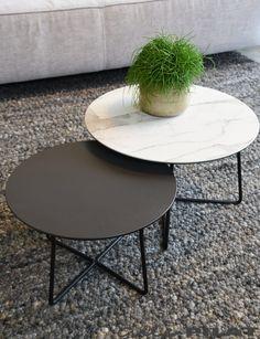 Living Room Designs, Living Room Decor, Side Coffee Table, Furniture Fix, Piece A Vivre, Interior Decorating, Interior Design, Center Table, Home And Living