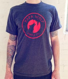 Image of Papa Wolf Supply Co. Adventure Tee