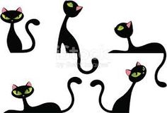 Image result for how to draw a stylised cat