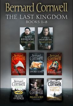 The Last Kingdom.  I absolutely love this series!