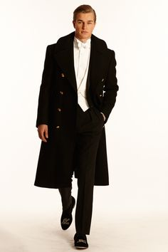 Discover classic masculine looks from the Ralph Lauren Fall/Winter 2014 Men's Collection