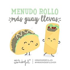 Pero bueno, bueno, bueno… #mrwonderfulshop #felizmiércoles  You are so terrifically cool! Well, well, well …