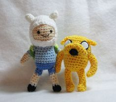 Jake and Finn in Adventure Time by OrangeZoo