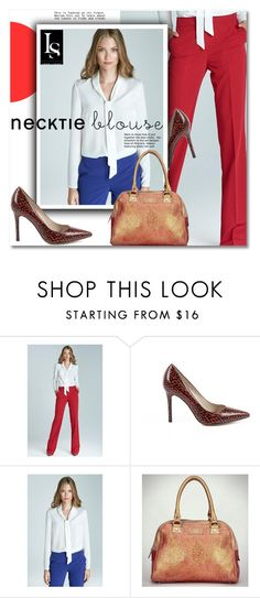 """""""Look-Shop"""" by svijetlana ❤ liked on Polyvore featuring L.K.Bennett"""