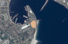 Artist INSA Creates Massive 'Space GIF-ITI' Animated Mural in Brazil, Photographs It by Satellite