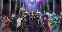Wallpaper anime Overlord HD
